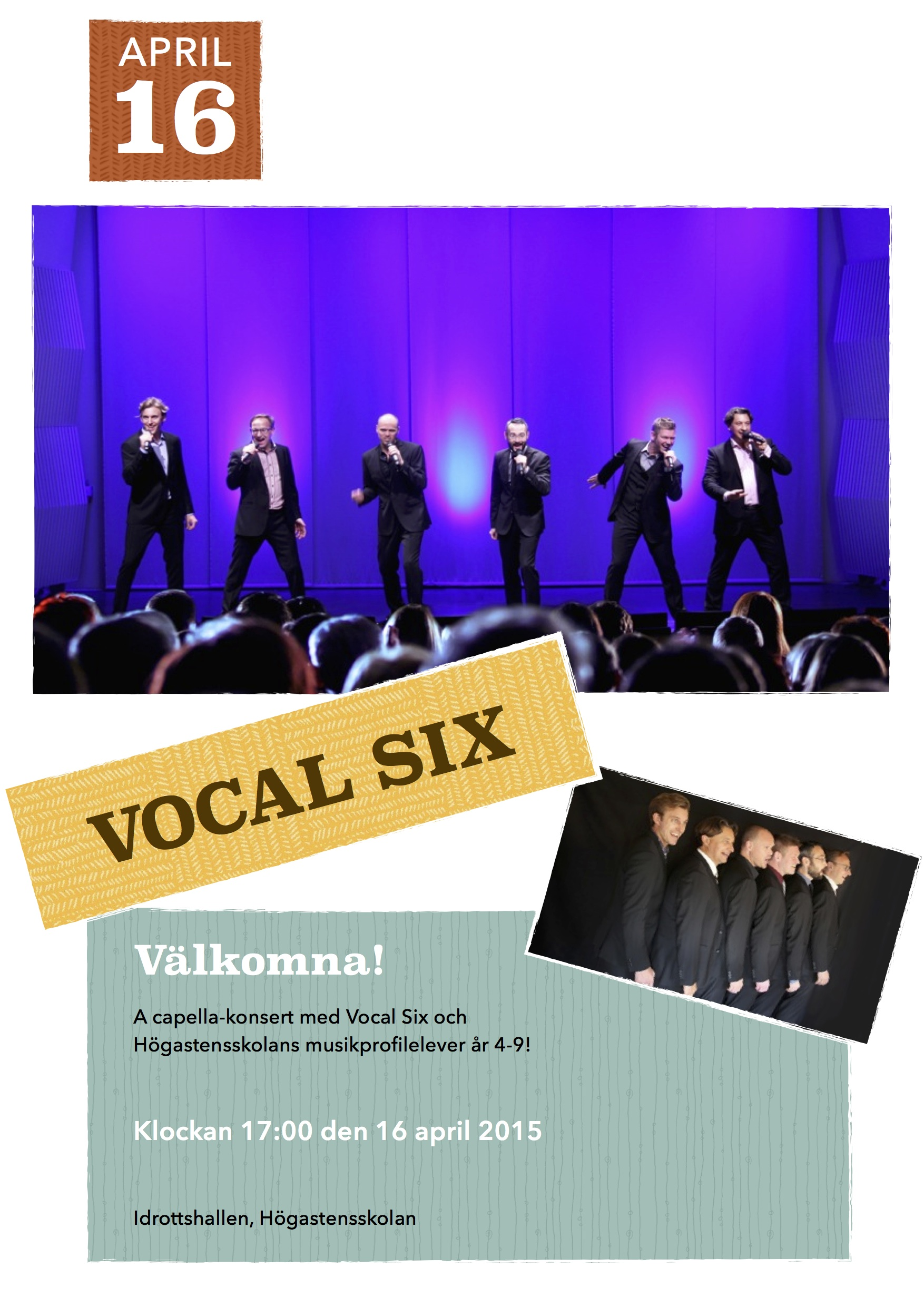 Vocal Six